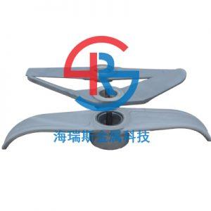正极材料高速混合机桨叶喷涂碳化钨