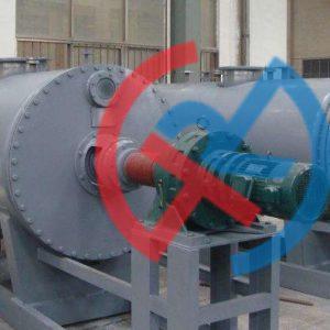 耙式干燥机喷涂碳化钨正极材料锂电专用