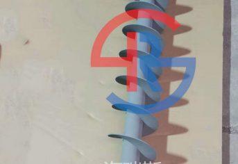 锂电材料装钵机螺旋加料机喷涂碳化钨