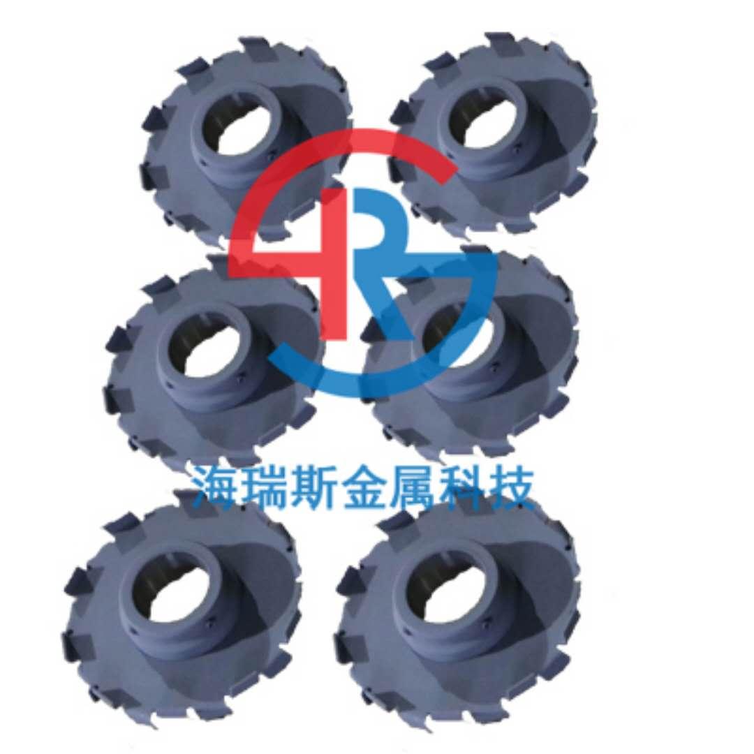 锂电分散机分散盘喷涂碳化钨