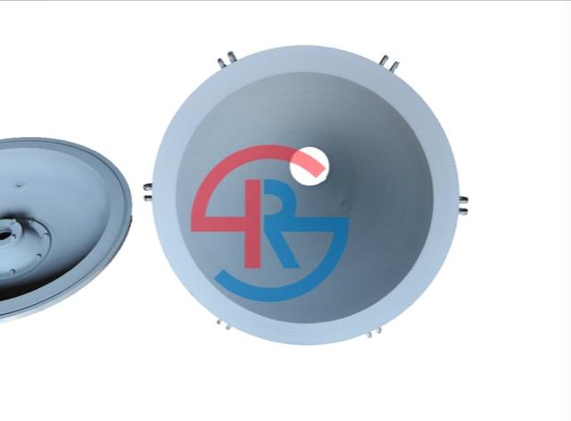 江苏锂电搅拌材料喷涂碳化钨涂层