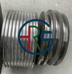 拉丝轮加工熔射喷涂碳化钨插图