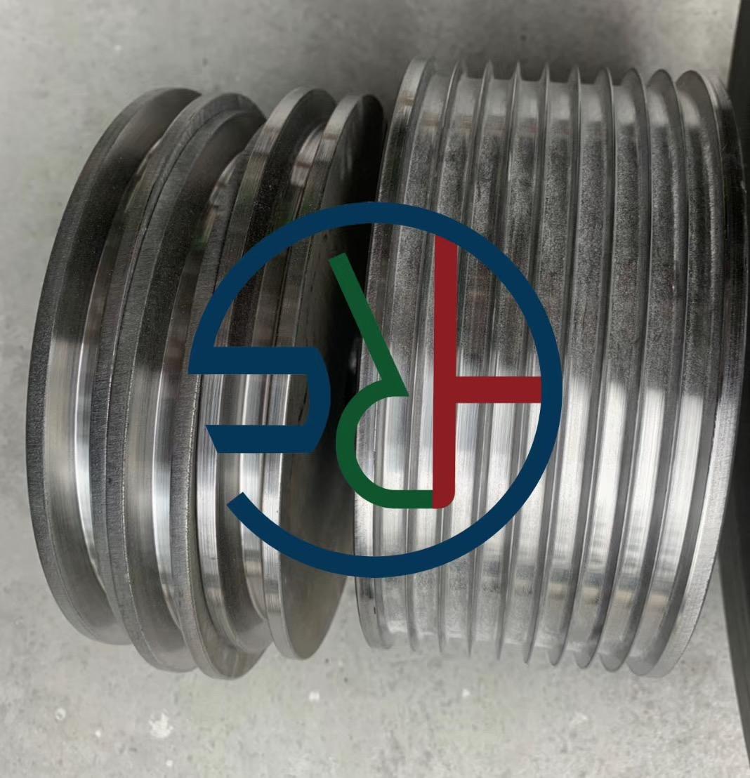 拉丝轮加工熔射喷涂碳化钨缩略图