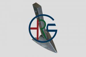犁刀混合机犁刀锂电材料喷涂碳化钨插图