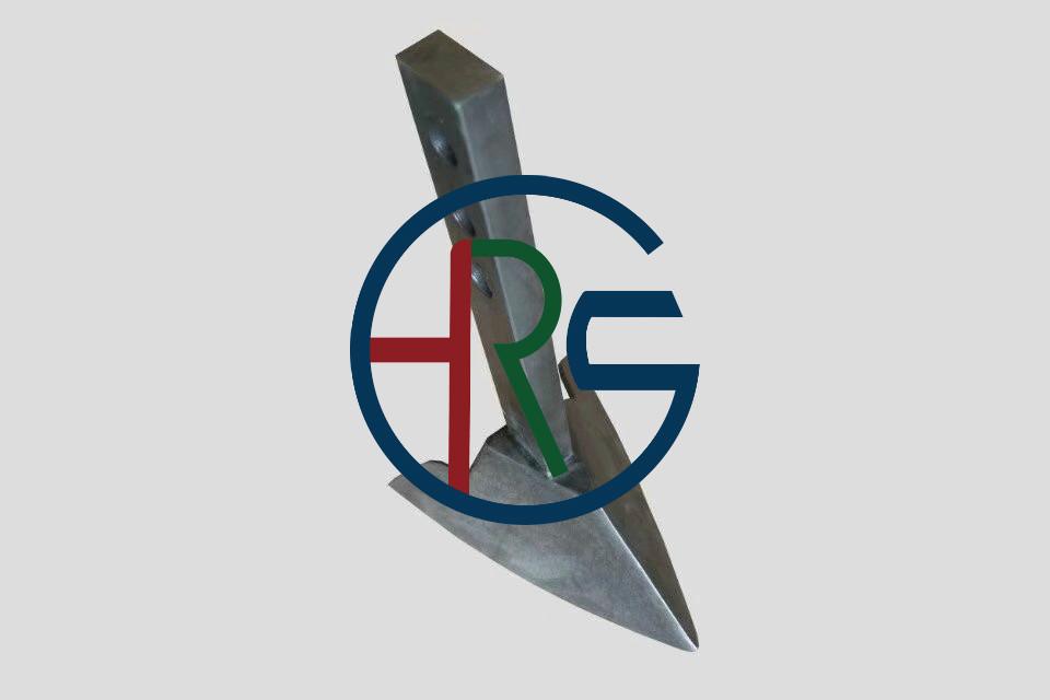犁刀混合机犁刀锂电材料喷涂碳化钨缩略图