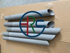 江苏锂电材料管道喷涂碳化钨涂层插图