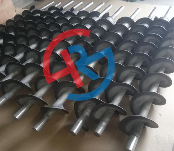 叠螺机绞龙喷涂碳化钨