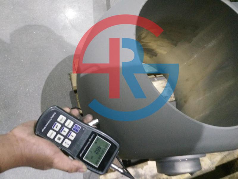 球阀阀作阀杆喷涂碳化钨耐磨涂层
