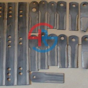 农机刀片喷焊碳化钨镍6