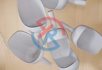 碳化钨喷涂锂电正极材料包装工具