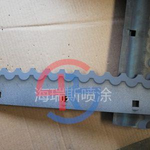 刀片喷涂耐磨碳化钨涂层