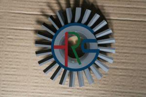 风轮喷涂碳化钨耐磨泰州江苏插图